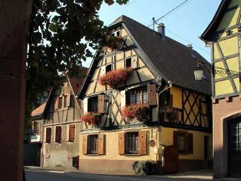photo d'un gite de Dambach-la-Ville