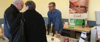 Stand Vins Bio Carl Ville-Houdlémont